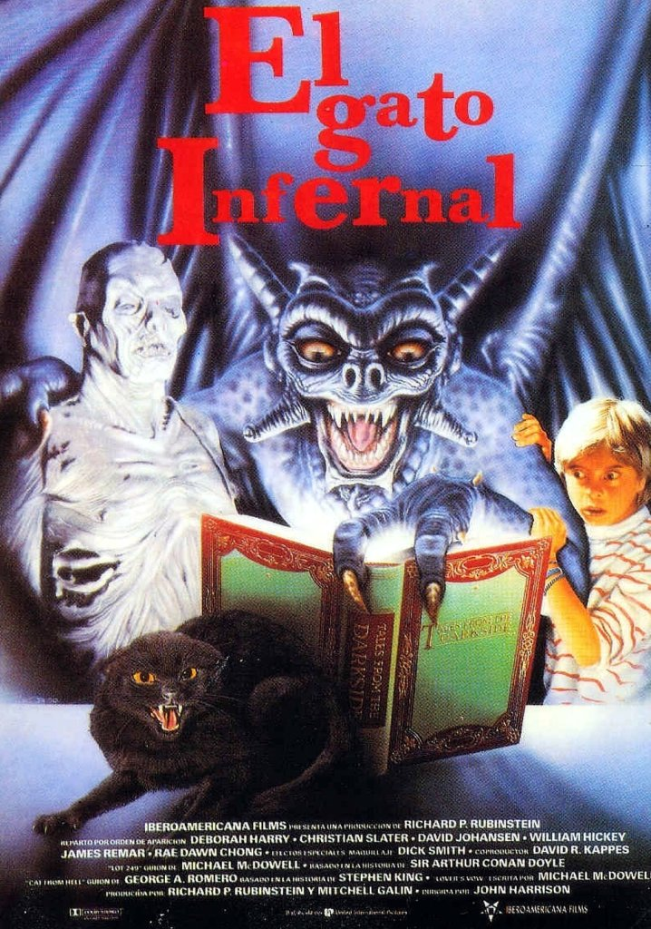 el gato infernal