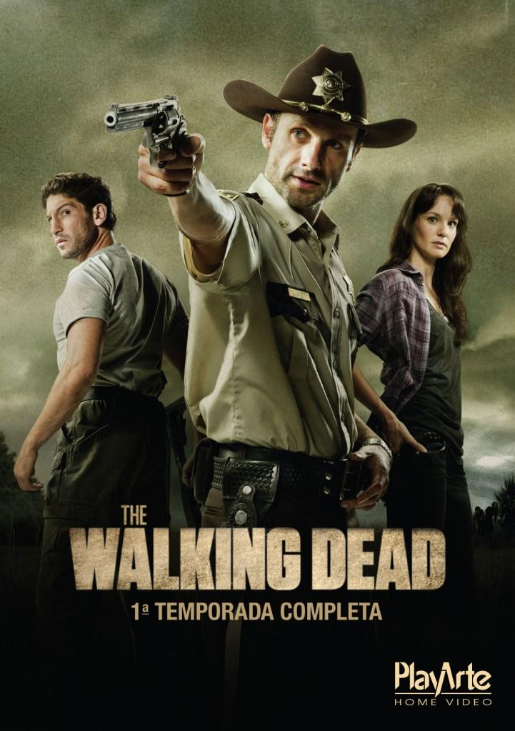 walking dead capa